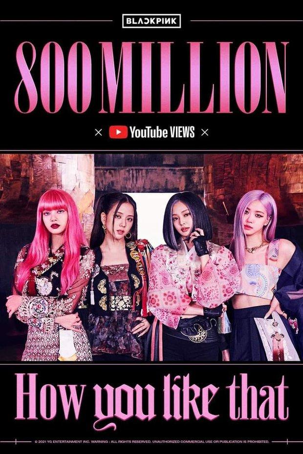 Rosé mới debut 1 ngày đã kích view cực mạnh, giúp BLACKPINK thu về 2 chiếc poster cộng lại hơn tỷ views kỷ lục - Ảnh 5.