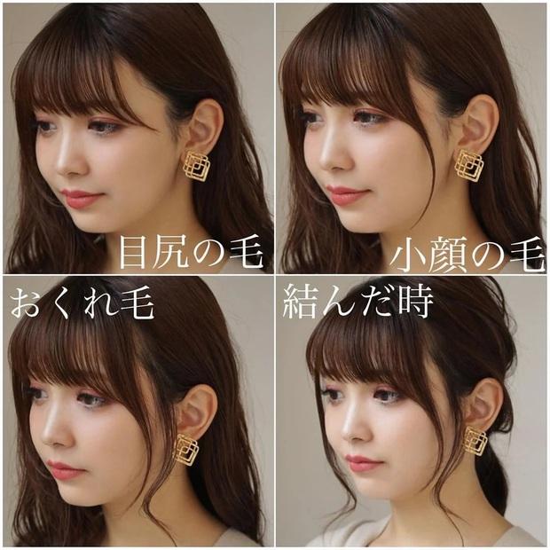 Bí kíp để tóc mái trẻ trung, nịnh mặt của chuyên gia Nhật Bản - Ảnh 3.