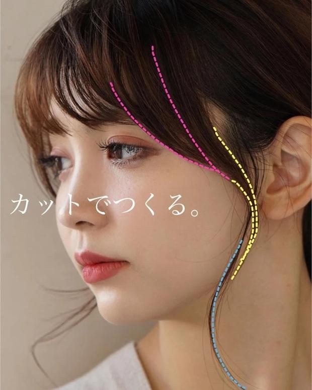Bí kíp để tóc mái trẻ trung, nịnh mặt của chuyên gia Nhật Bản - Ảnh 5.