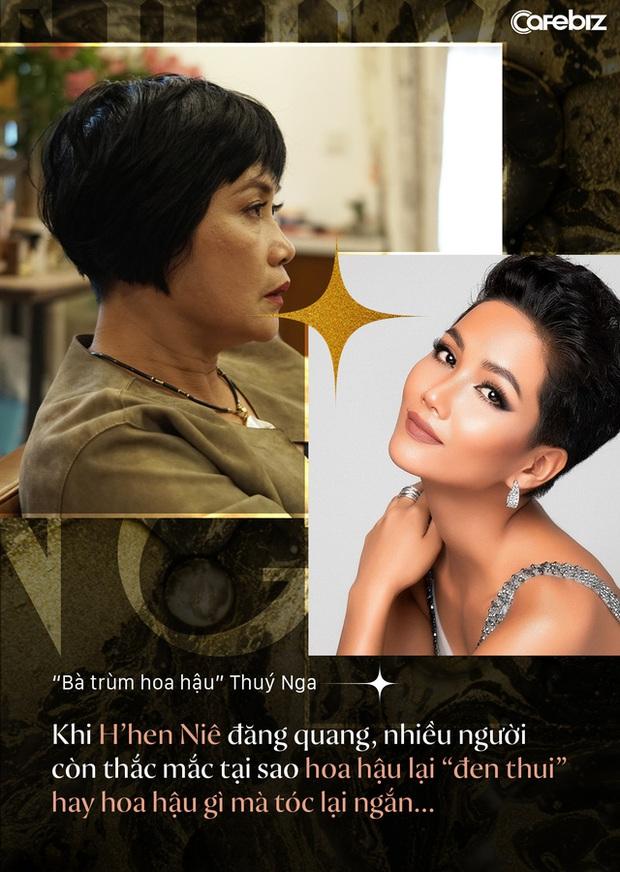 Bà trùm hoa hậu Thuý Nga - TGĐ Elite Việt Nam: Các cô gái Việt dễ nhìn hơn các nước láng giềng, nhưng hiếm thấy nhan sắc nổi bật vì các em đang tự triệt tiêu cá tính của mình - Ảnh 9.