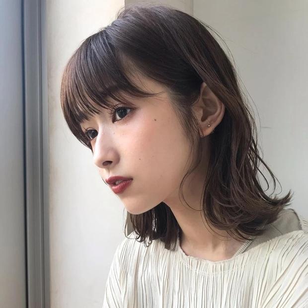 Bí kíp để tóc mái trẻ trung, nịnh mặt của chuyên gia Nhật Bản - Ảnh 8.