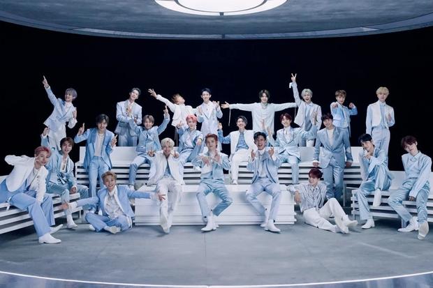 30 nhóm nhạc nam hot nhất xứ Hàn: BTS vững ngôi vương, SHINee trở lại chưa bất ngờ bằng boygroup 4 năm tuổi lần đầu lọt top - Ảnh 3.