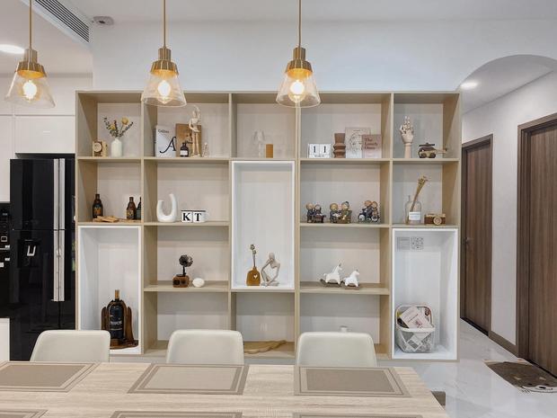 Cặp vợ chồng thiết kế nhà theo tông trắng - nâu đơn giản mà sang cực, nghe chia sẻ ý nghĩa tổ ấm là thấy ngưỡng mộ liền - Ảnh 6.