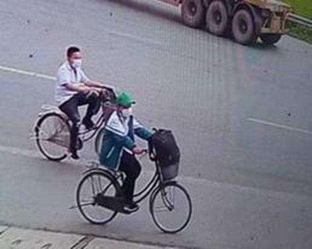 Xúc động phía sau câu chuyện 2 học sinh lớp 5 đạp xe 140km trốn nhà từ Thái Bình vào Thanh Hoá - Ảnh 1.