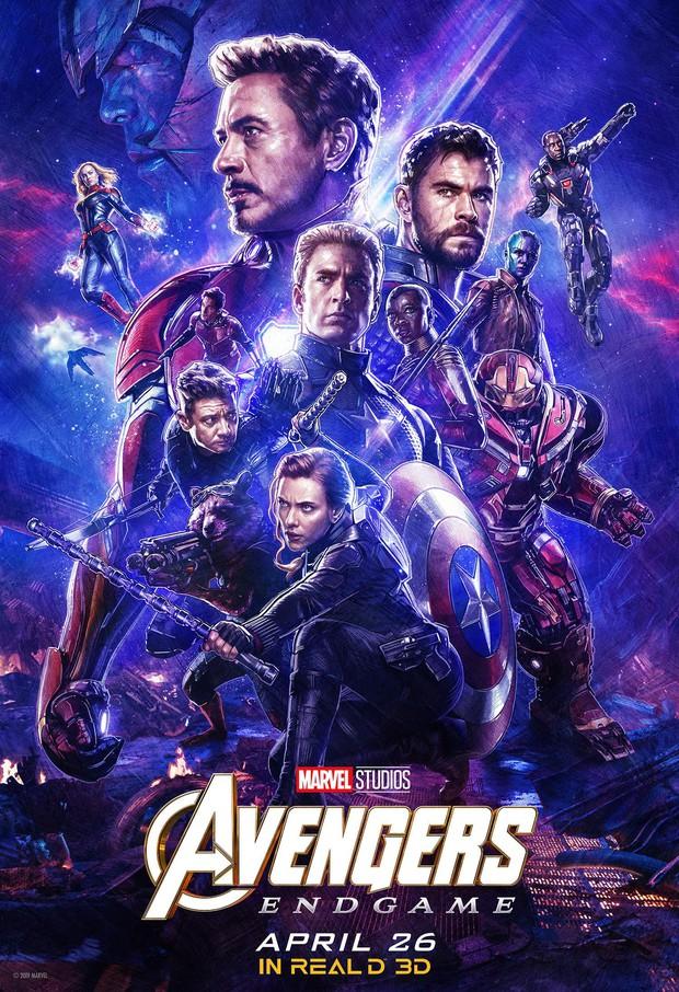 Avengers Endgame bất ngờ mất ngôi phim ăn khách nhất mọi thời đại, phản ứng của Marvel gây chú ý - Ảnh 8.