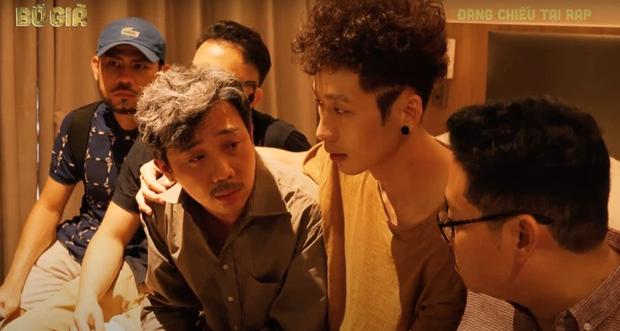 Thời đi học của con trai Trấn Thành trong phim Bố Già: Theo học ngành bất ngờ, từng bị bạn bè miệt thị vì... quá béo - Ảnh 2.