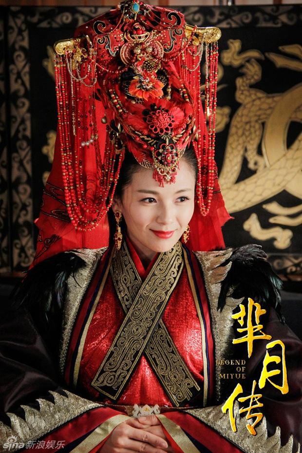 Triệu Lệ Dĩnh bị phản đối đóng Đức Phi Truyện, Chương Tử Di - Lưu Đào được đề cử kế thừa Châu Tấn, Tôn Lệ - Ảnh 4.