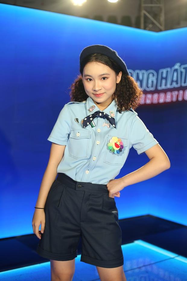 Dương Khắc Linh trở lại ghế nóng Giọng Hát Việt Nhí 2021 chỉ để loại thí sinh - Ảnh 4.