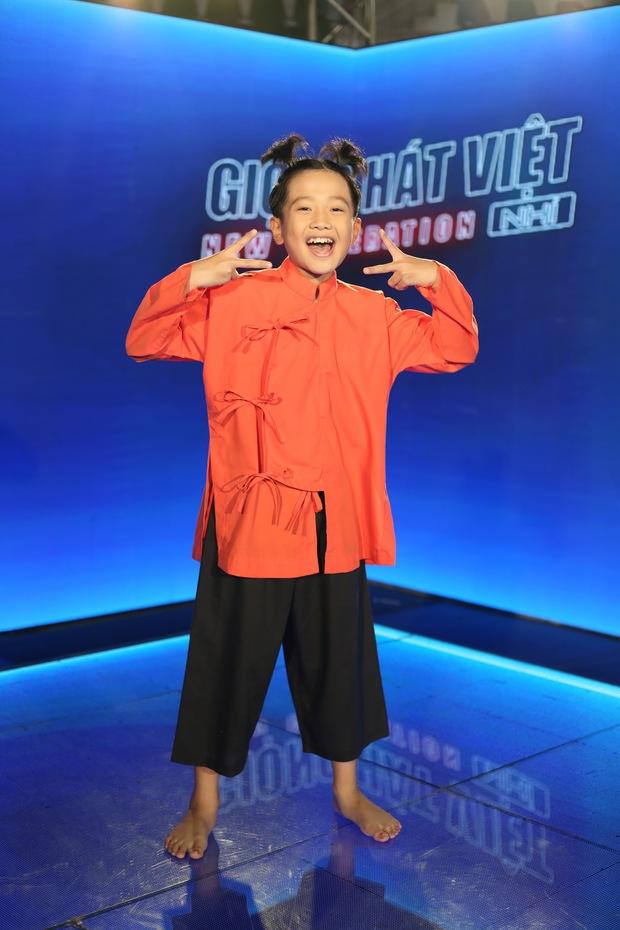 Dương Khắc Linh trở lại ghế nóng Giọng Hát Việt Nhí 2021 chỉ để loại thí sinh - Ảnh 6.