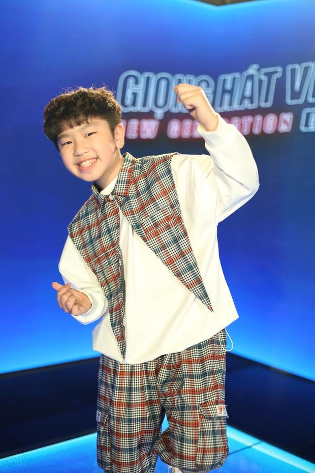 Dương Khắc Linh trở lại ghế nóng Giọng Hát Việt Nhí 2021 chỉ để loại thí sinh - Ảnh 7.