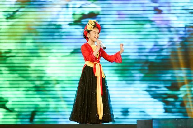 Dương Khắc Linh trở lại ghế nóng Giọng Hát Việt Nhí 2021 chỉ để loại thí sinh - Ảnh 8.