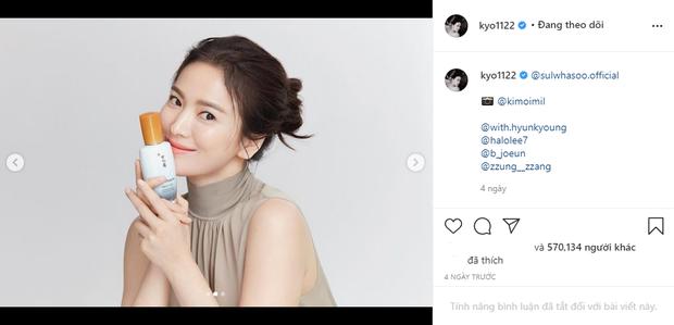 Tưởng thua xa vợ cũ hậu ly hôn, Song Joong Ki lại thắng đậm Song Hye Kyo ở mảng này - Ảnh 8.