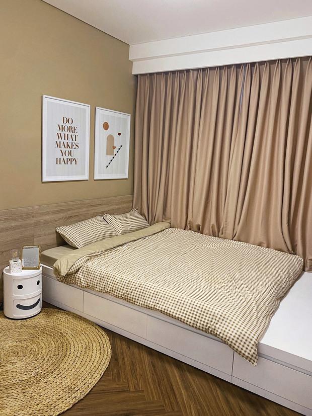 Cặp vợ chồng thiết kế nhà theo tông trắng - nâu đơn giản mà sang cực, nghe chia sẻ ý nghĩa tổ ấm là thấy ngưỡng mộ liền - Ảnh 16.