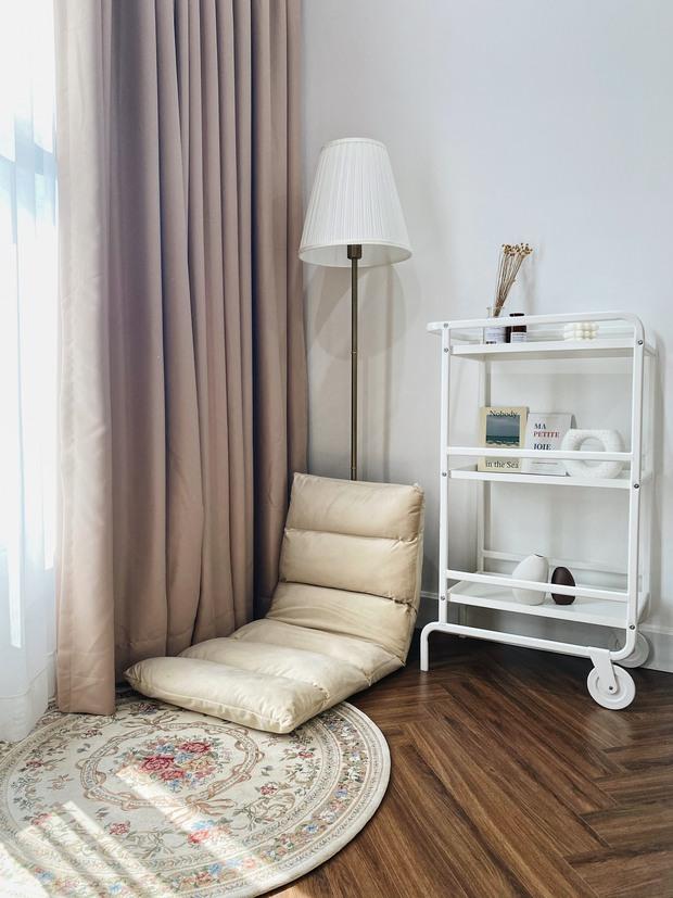 Cặp vợ chồng thiết kế nhà theo tông trắng - nâu đơn giản mà sang cực, nghe chia sẻ ý nghĩa tổ ấm là thấy ngưỡng mộ liền - Ảnh 15.