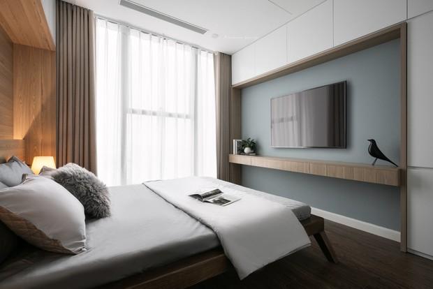 CEO đổi 2 đơn vị thiết kế để tân trang căn hộ có view sông Hồng, chỉ riêng việc lên ý tưởng đã tốn mất 10 tháng - Ảnh 10.