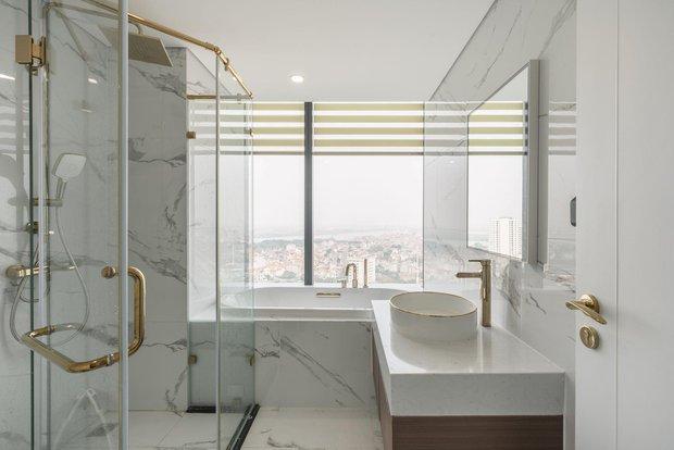 CEO đổi 2 đơn vị thiết kế để tân trang căn hộ có view sông Hồng, chỉ riêng việc lên ý tưởng đã tốn mất 10 tháng - Ảnh 11.