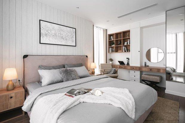 CEO đổi 2 đơn vị thiết kế để tân trang căn hộ có view sông Hồng, chỉ riêng việc lên ý tưởng đã tốn mất 10 tháng - Ảnh 8.