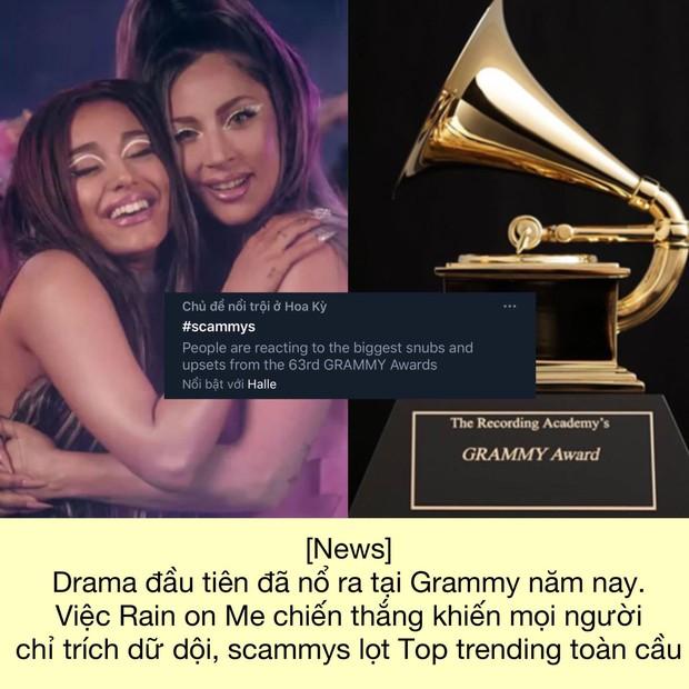 Fan BTS tức giận tràn vào xúc phạm Lady Gaga và Ariana Grande vì idol thua giải, MV Rain On Me tăng hơn 100 nghìn dislike! - Ảnh 6.