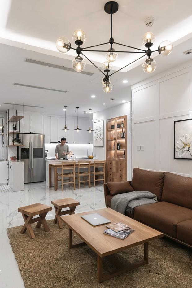 CEO đổi 2 đơn vị thiết kế để tân trang căn hộ có view sông Hồng, chỉ riêng việc lên ý tưởng đã tốn mất 10 tháng - Ảnh 6.