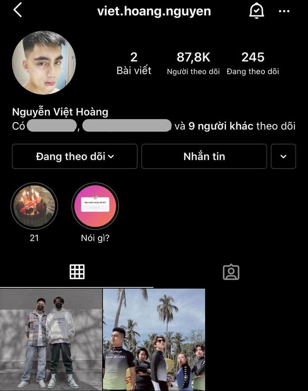 """Em trai Sơn Tùng M-TP bất ngờ có động thái lạ trên Instagram sau liên hoàn """"biến"""" - Ảnh 2."""