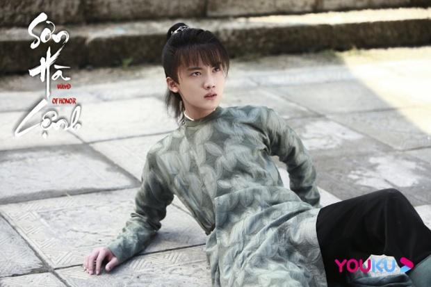 Netizen thích thú bóng đèn siêu cấp của đam mỹ Thiên Nhai Khách: Đáng yêu đến suýt bị nhầm là nam chính - Ảnh 8.