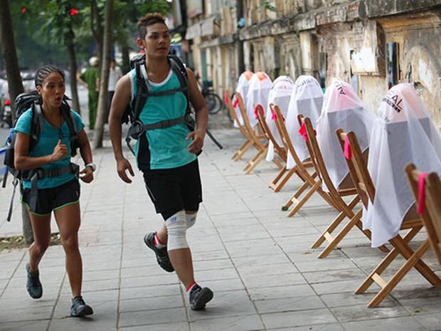 Sơn Ngọc Minh xác nhận đồng đội ở Cuộc Đua Kỳ Thú 2014 qua đời vì ung thư di căn - Ảnh 2.