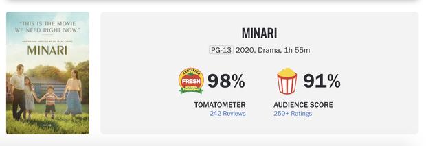 Minari - Bộ phim sẽ xé nát trái tim bạn để ghép lại thành một trái tim mạnh mẽ hơn - Ảnh 3.