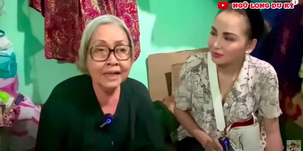 Xót xa hoàn cảnh NS cải lương Trang Thanh Xuân 71 tuổi: Sống trong phòng trọ vỏn vẹn 6m2, bệnh tật vẫn đi bán vé số - Ảnh 6.