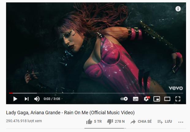 Fan BTS tức giận tràn vào xúc phạm Lady Gaga và Ariana Grande vì idol thua giải, MV Rain On Me tăng hơn 100 nghìn dislike! - Ảnh 5.
