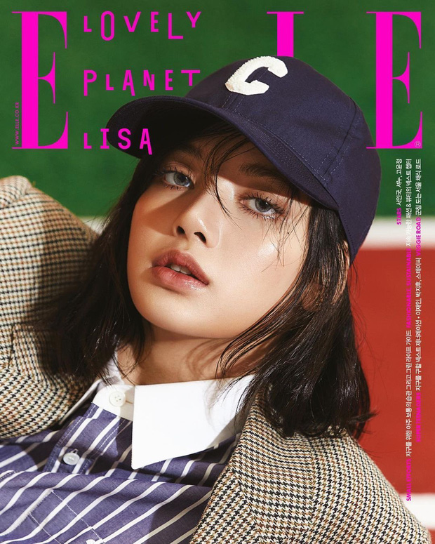 Rửa mắt xem Jennie - Lisa (BLACKPINK) đại chiến trên bìa tạp chí: Eo siêu nhỏ có đọ lại vòng 1 nghẹt thở của Chanel sống? - Ảnh 4.