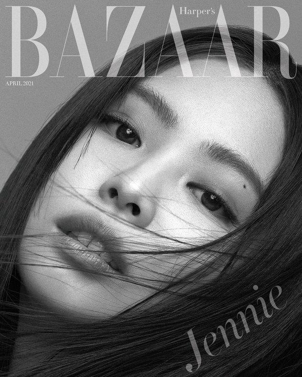 Rửa mắt xem Jennie - Lisa (BLACKPINK) đại chiến trên bìa tạp chí: Eo siêu nhỏ có đọ lại vòng 1 nghẹt thở của Chanel sống? - Ảnh 9.