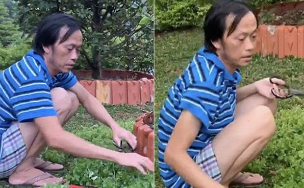 5 năm rồi NS Hoài Linh mới có ảnh diện vest, nhan sắc đỉnh cao đến mức chính chủ còn không nhận ra - Ảnh 5.