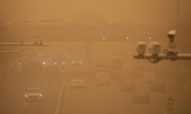 Sáu người chết, 81 người mất tích vì bão cát kinh hoàng ở Mông Cổ - Ảnh 2.