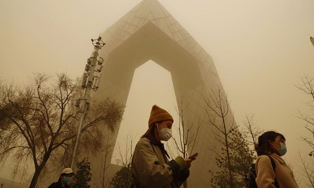 Sáu người chết, 81 người mất tích vì bão cát kinh hoàng ở Mông Cổ - Ảnh 3.