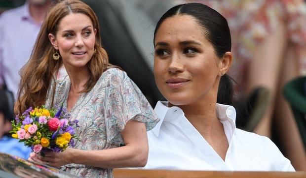 5 sự cố khiến chị em dâu Kate và Meghan vĩnh viễn không thể hàn gắn, drama vứt hoa vào sọt rác chưa là gì - Ảnh 3.