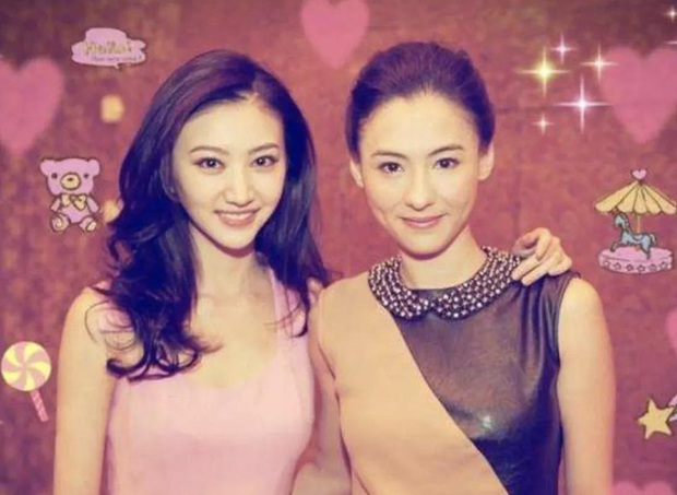 Đệ nhất mỹ nhân Bắc Kinh Cảnh Điềm: Nhan sắc chỉ thực sự tỏa sáng khi chung khung hình với Lưu Diệc Phi, Phạm Băng Băng - Ảnh 6.