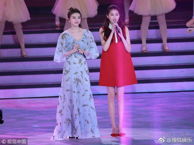 Đệ nhất mỹ nhân Bắc Kinh Cảnh Điềm: Nhan sắc chỉ thực sự tỏa sáng khi chung khung hình với Lưu Diệc Phi, Phạm Băng Băng - Ảnh 9.