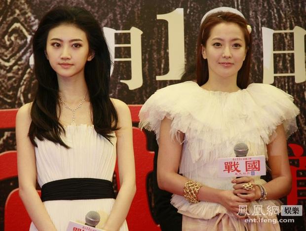 Đệ nhất mỹ nhân Bắc Kinh Cảnh Điềm: Nhan sắc chỉ thực sự tỏa sáng khi chung khung hình với Lưu Diệc Phi, Phạm Băng Băng - Ảnh 11.