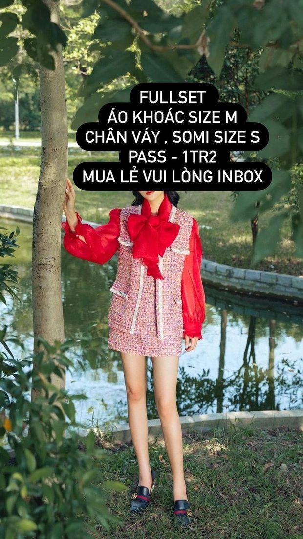 Hòa Minzy tiếp tục pass đồ, cực nhiều váy xinh giá chỉ từ 200K chị em thừa sức múc - Ảnh 3.