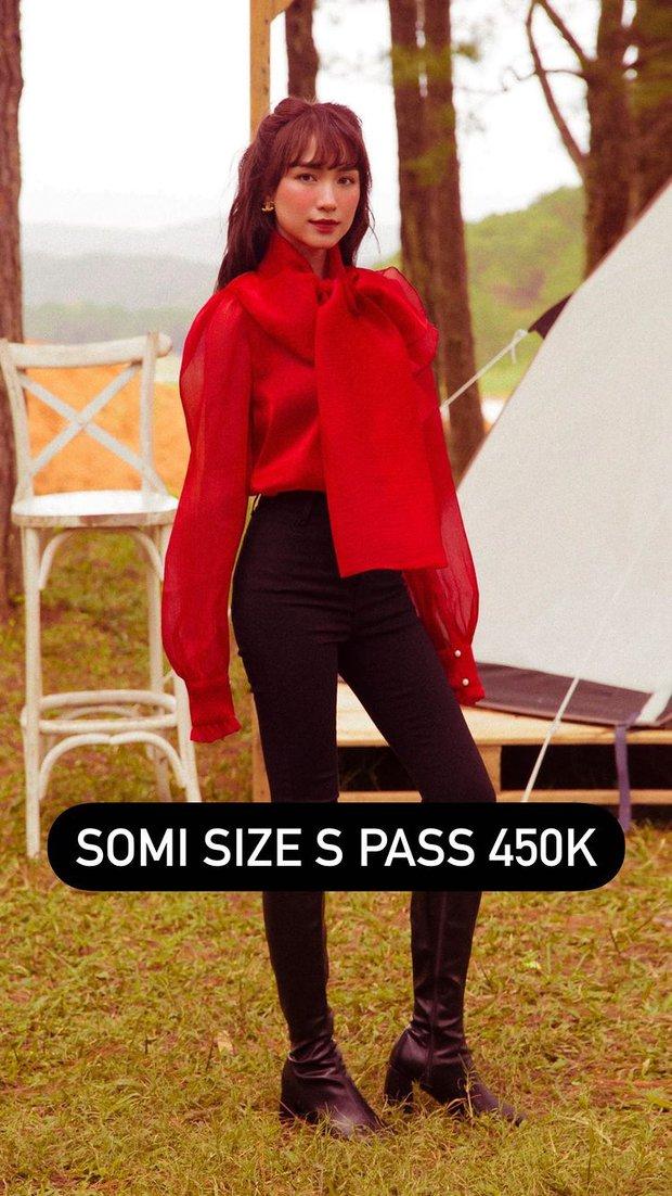 Hòa Minzy tiếp tục pass đồ, cực nhiều váy xinh giá chỉ từ 200K chị em thừa sức múc - Ảnh 4.