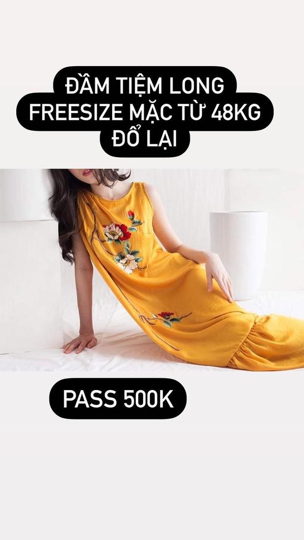 Hòa Minzy tiếp tục pass đồ, cực nhiều váy xinh giá chỉ từ 200K chị em thừa sức múc - Ảnh 5.