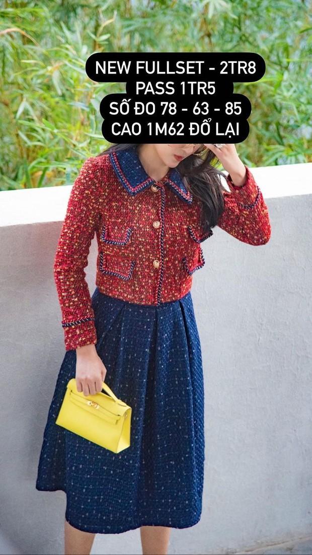 Hòa Minzy tiếp tục pass đồ, cực nhiều váy xinh giá chỉ từ 200K chị em thừa sức múc - Ảnh 6.