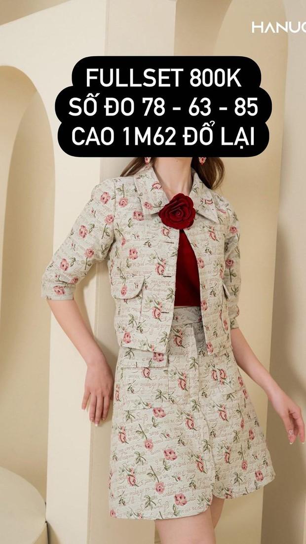 Hòa Minzy tiếp tục pass đồ, cực nhiều váy xinh giá chỉ từ 200K chị em thừa sức múc - Ảnh 7.