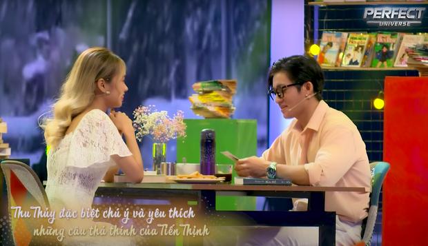 Ngồi ghế nóng chưa đầy 2 tháng, chàng mẫu sexy Tiến Thịnh đã thành nam chính trong show tỏ tình - Ảnh 6.