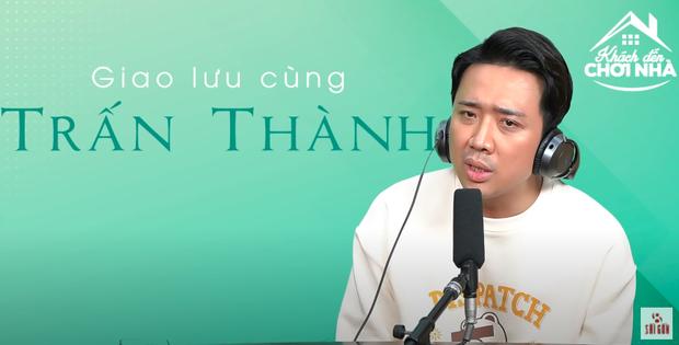 Trấn Thành: Điều tiếc nhất trong cuộc đời mà tôi không làm được đó là làm giám đốc âm nhạc - Ảnh 3.