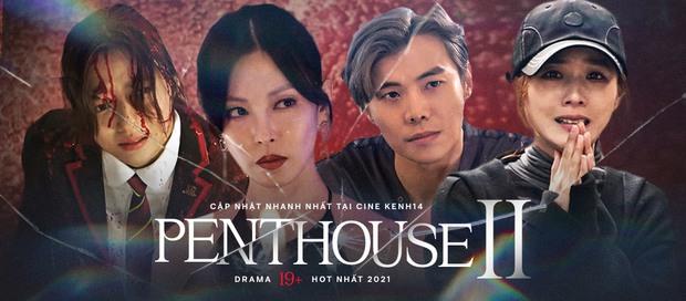 Sống ác xuyên 2 phần Penthouse, ác nữ Cheon Seo Jin vẫn chịu cảnh quỳ gối tới 3 lần vì một lý do duy nhất - Ảnh 13.