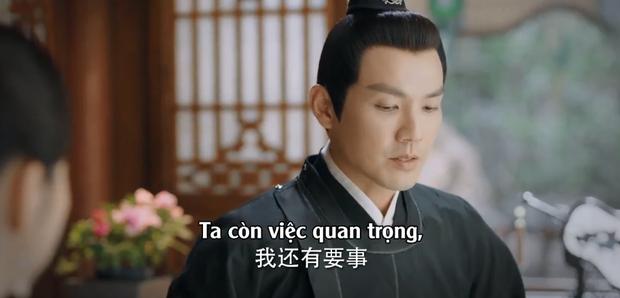 Đàm Tùng Vận tự lật lại loạt phốt bỏ trốn làm Chung Hán Lương sôi máu ở Cẩm Tâm Tựa Ngọc tập 34 - Ảnh 2.