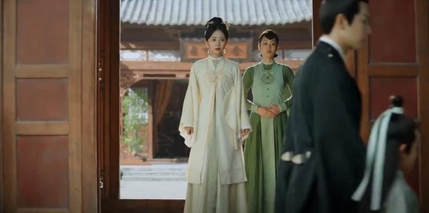 Đàm Tùng Vận tự lật lại loạt phốt bỏ trốn làm Chung Hán Lương sôi máu ở Cẩm Tâm Tựa Ngọc tập 34 - Ảnh 10.