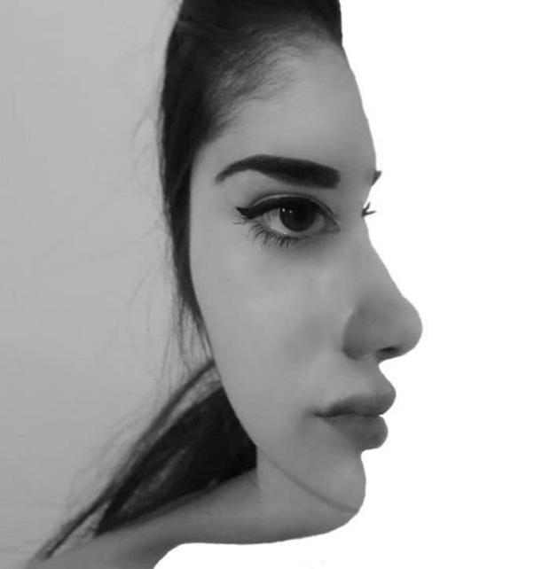 Cô gái đang nhìn hướng chính diện hay bên phải? Câu trả lời sẽ cho biết nét tính cách bao lâu nay bạn luôn che giấu - Ảnh 1.