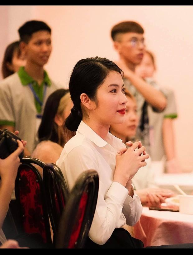 Nam Anh phát nguyện ăn chay trọn kiếp sau khi tham gia Hoa Hậu Hoàn Vũ Việt Nam 2021 - Ảnh 4.